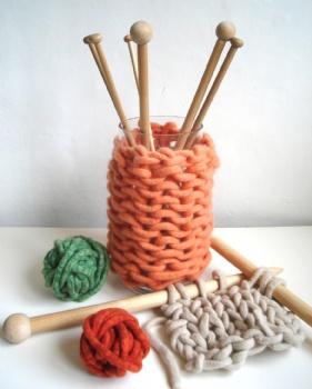 [Extreme Felt Knitting]